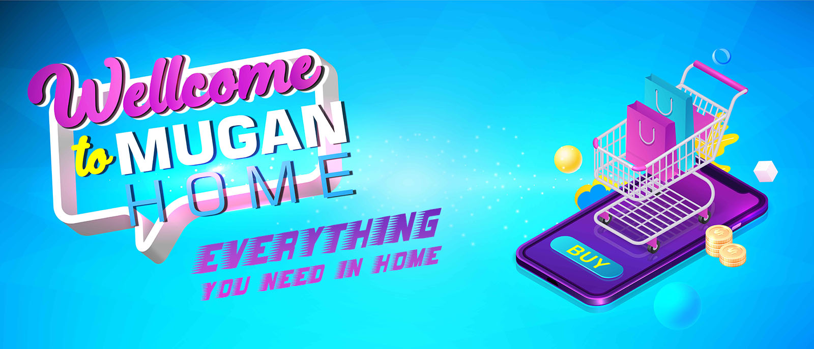 Everything you need in Home 1